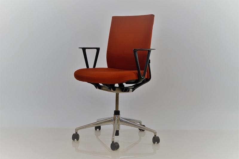 vitra axess b rodrehstuhl b rostuhl designer antonio citterio ebay. Black Bedroom Furniture Sets. Home Design Ideas