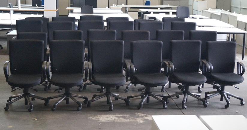 Bürodrehstuhl Interstuhl Ataros