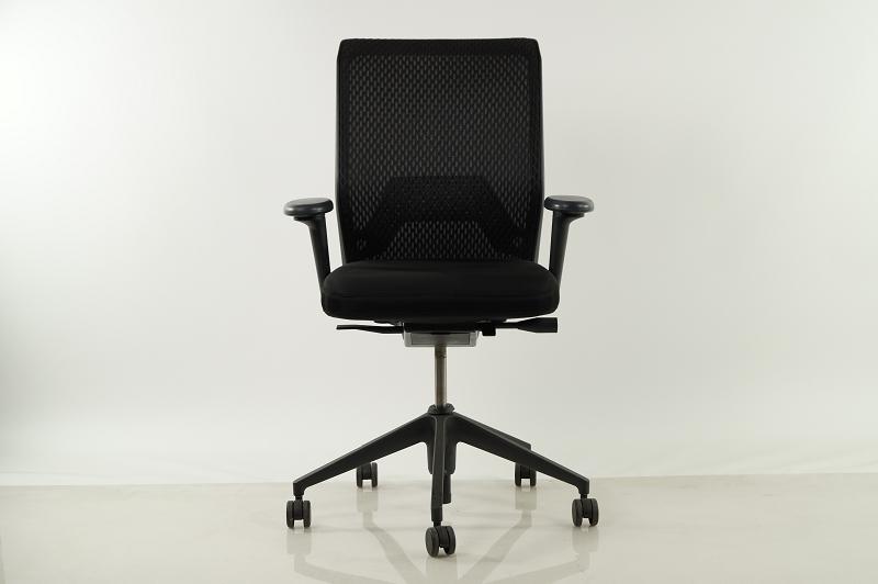 vitra id mesh b rostuhl b rodrehstuhl neuwertig mehrfach. Black Bedroom Furniture Sets. Home Design Ideas