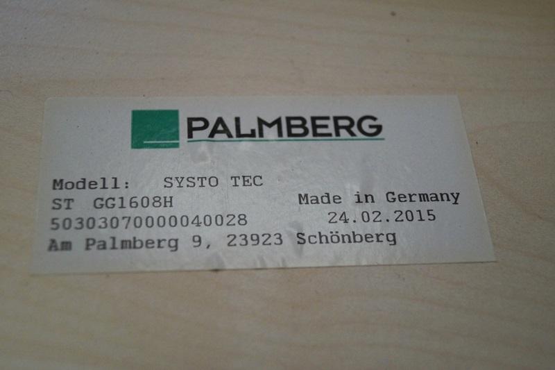 Palmberg Schreibtisch / Bürotisch